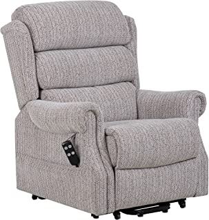 The Aries Dual Motor Fabric Riser Recliner Chair (Standard Wheat)  sc 1 st  Amazon UK & The Oxford - Riser Recliner / Lift and Tilt Chair in choice of ... islam-shia.org