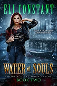 Water of Souls (A Victoria Cage Necromancer Novel Book 2)
