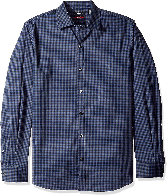 Van Heusen mens Flex Long Sleeve Stretch Shirt