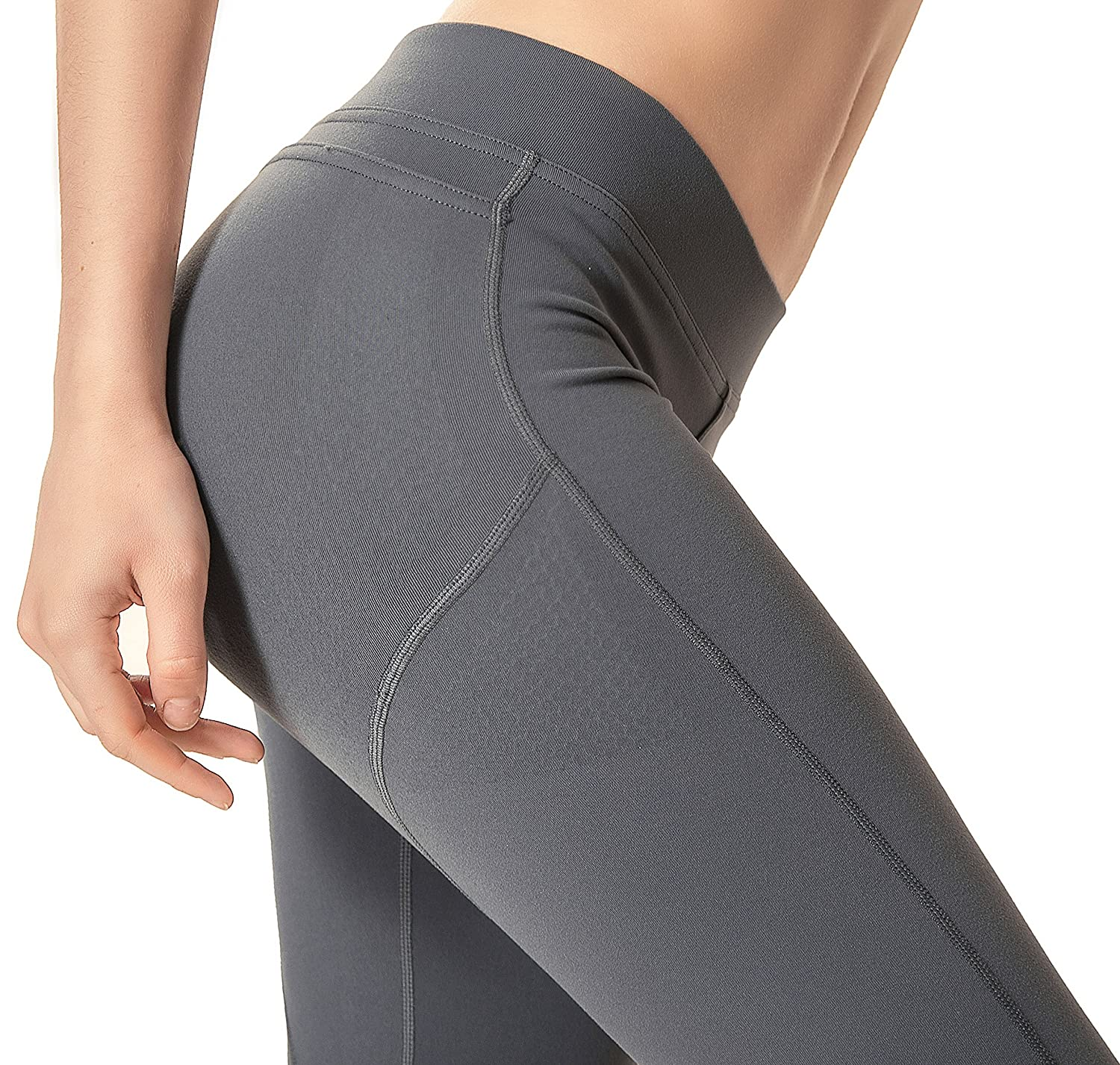 352cbf3b86f7c RUNNING GIRL Butt Lift Leggings Scrunch Butt Push Up Leggings Yoga Pants  for Women Workout Tights at Amazon Women's Clothing store: