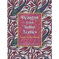 Designs from Indian Textiles : Kashmir Shawls - Jamavar