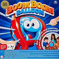 Board Game Boom Boom Balloon, 6021932-