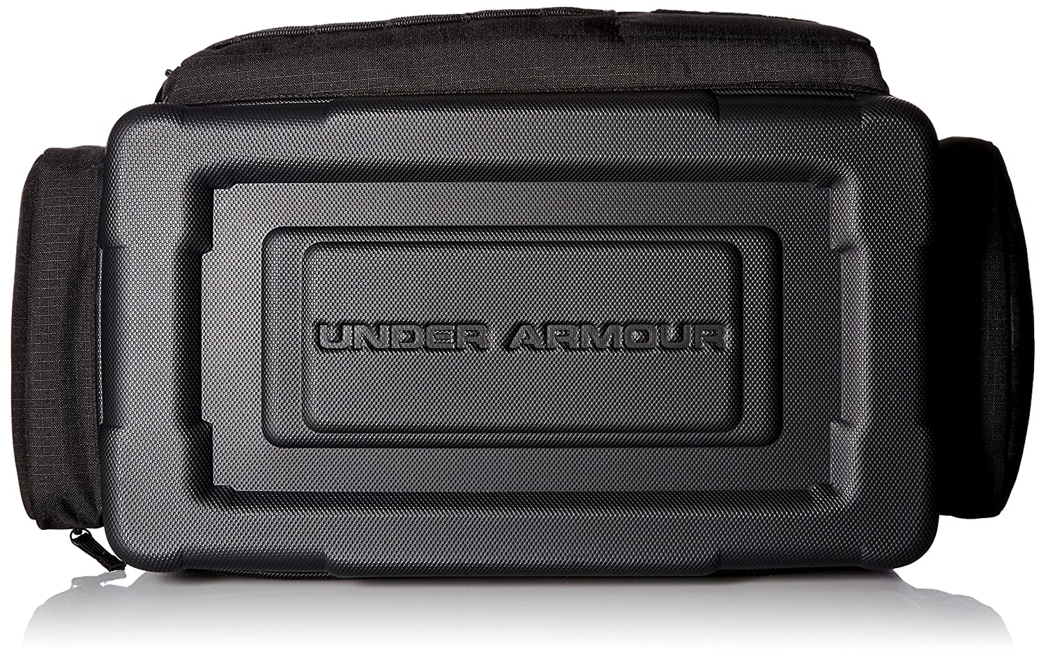 766200ed79c Amazon.com : Under Armour Men's Tactical Range Bag 2.0, Black/Black, One  Size : Clothing