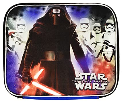 4d4b91ea2b5a Kylo Ren Themed Lunch Boxes! - Insulated - Reusable Lunch Boxes for Kids!  (1, Kylo Ren)