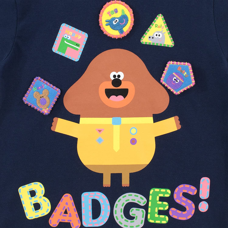 Hey Duggee Boys Short Sleeve T-Shirt