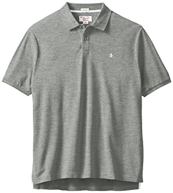 fb4f8e1e6 Amazon.com  Original Penguin Men s Extended-Size Daddy-O Classic-Fit Polo  Shirt  Clothing