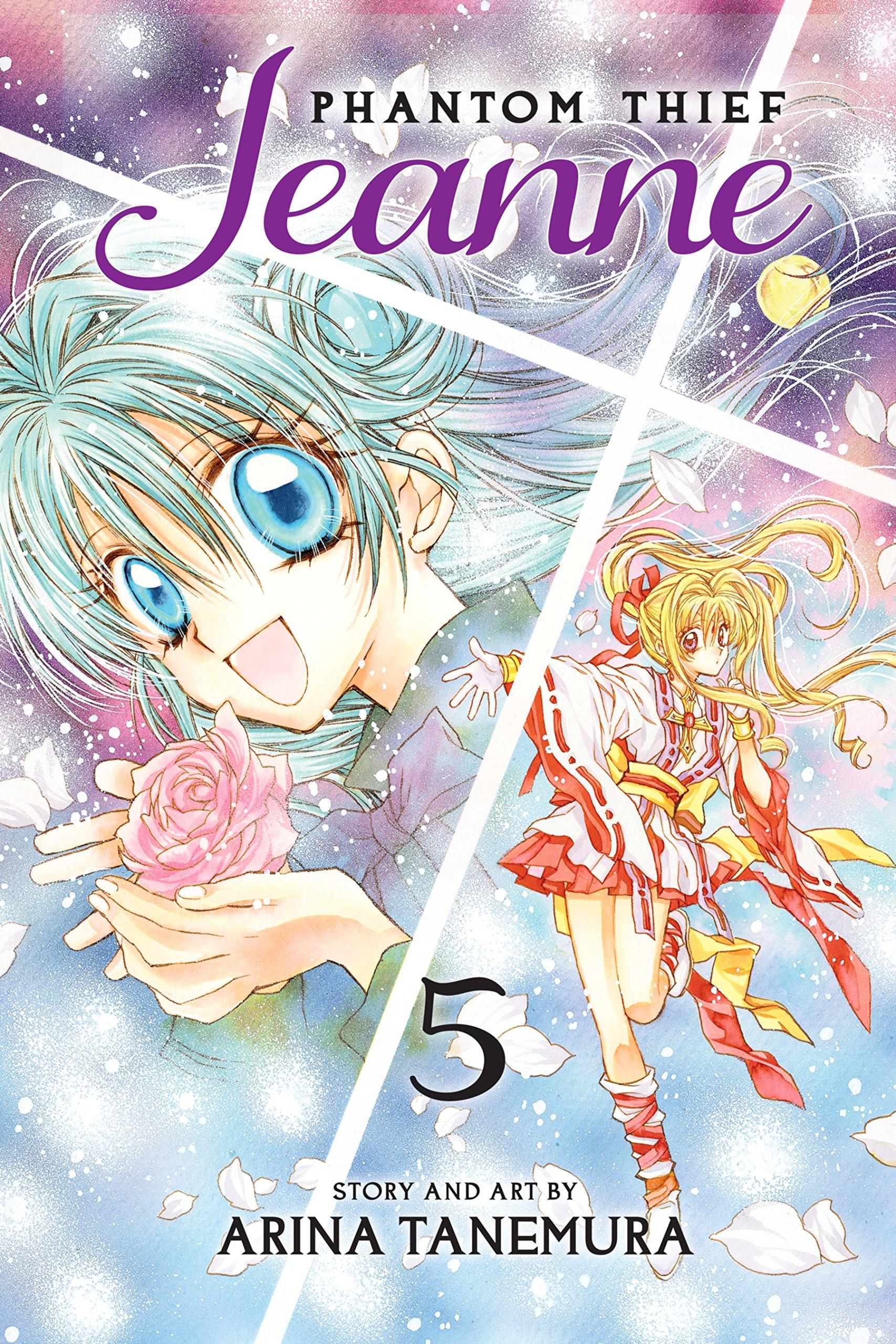 Phantom Thief Jeanne Vol. 5  English Edition