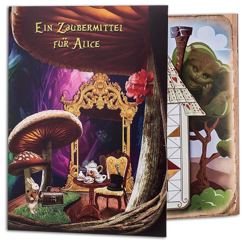 iDventure EIN Zaubermittel für Alice - Interaktive Schnitzeljagd + ...