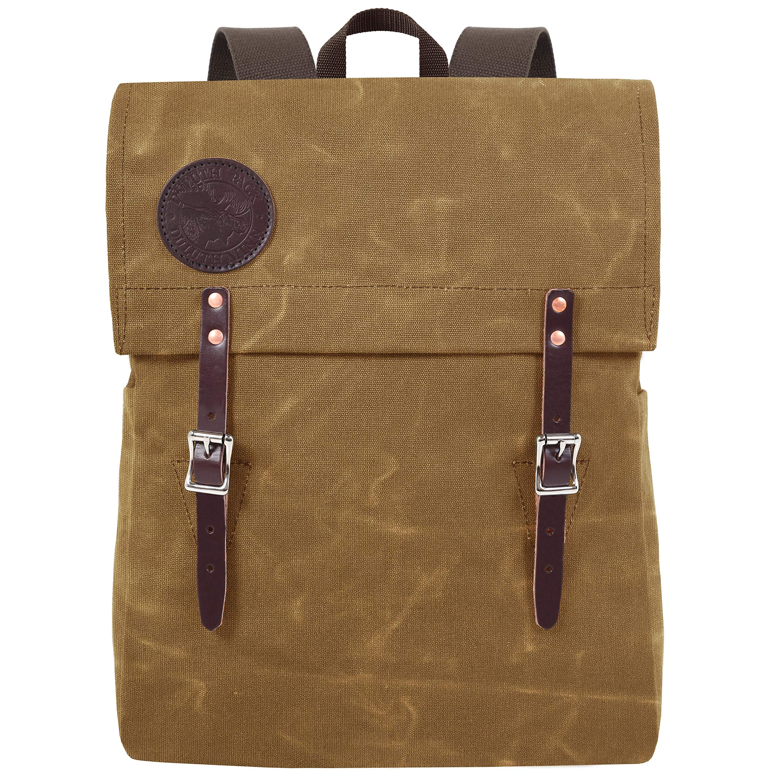 Duluth Pack Scoutmaster Pack (Waxed Khaki) by Duluth Pack (Image #1)