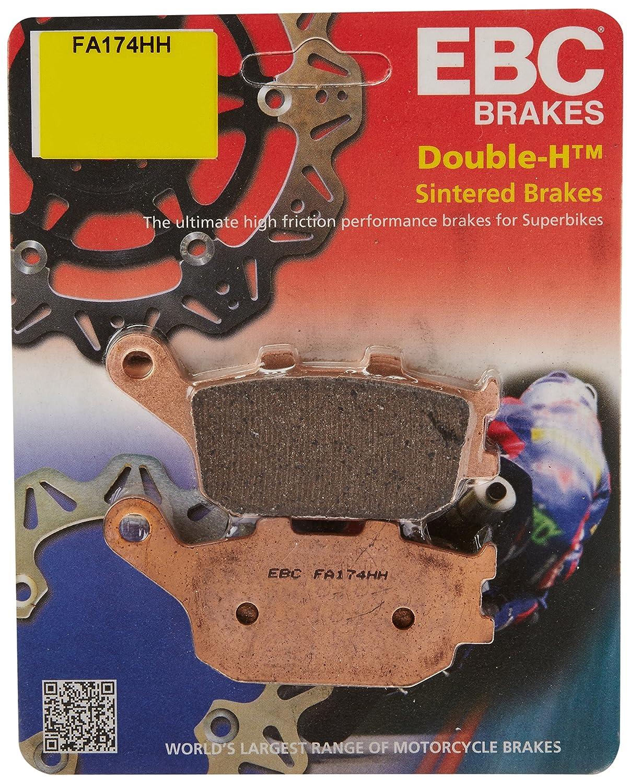 EBC Brakes FA174HH Disc Brake Pad Set