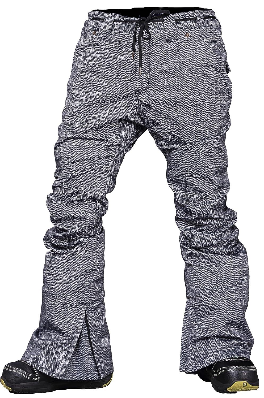 18-19 WACON スノーボードウェア メンズ パンツ JADE ジェイド ワコン スノボパンツ B07DMJ3FMZ XL|H_GRY H_GRY XL