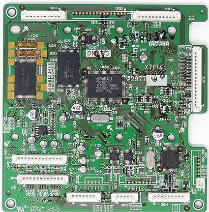 Yamaha WG306200 DMLCD CIRCUIT BOARD for PSR-E303: Amazon in