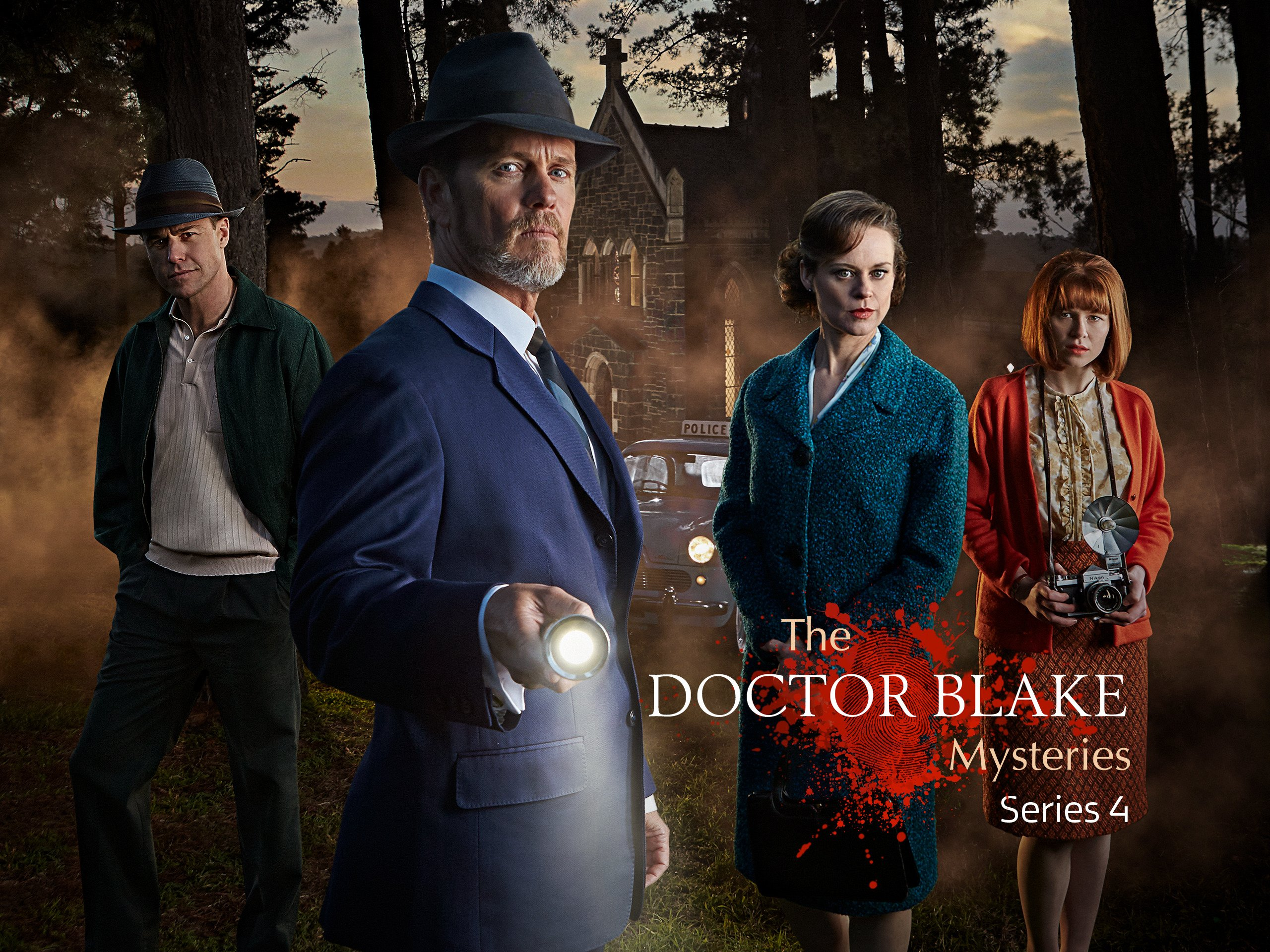 Watch The Dr Blake Mysteries Series 4 Prime Video