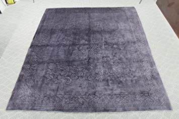 Amazon Com 9 8 X 8 Unique Chinese Hand Knotted Wool Rug 214287