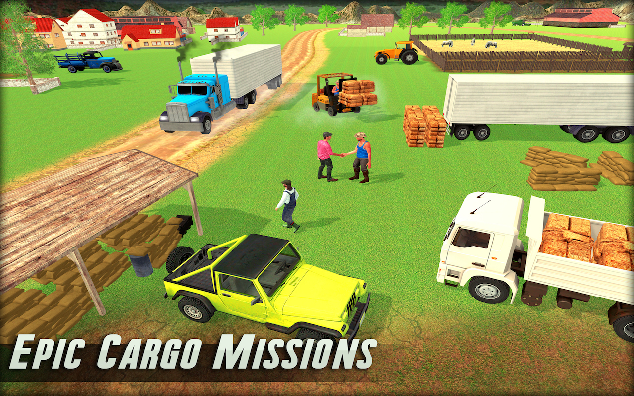 Virtual Farmer Life Simulator - Farming Game 3D