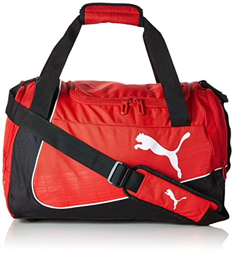 79a6e65479faa PUMA Sporttasche evoPOWER Small Bag red Black White