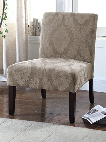 Best Master Furniture Winslow Upholstered Living Room Accent Chair Review