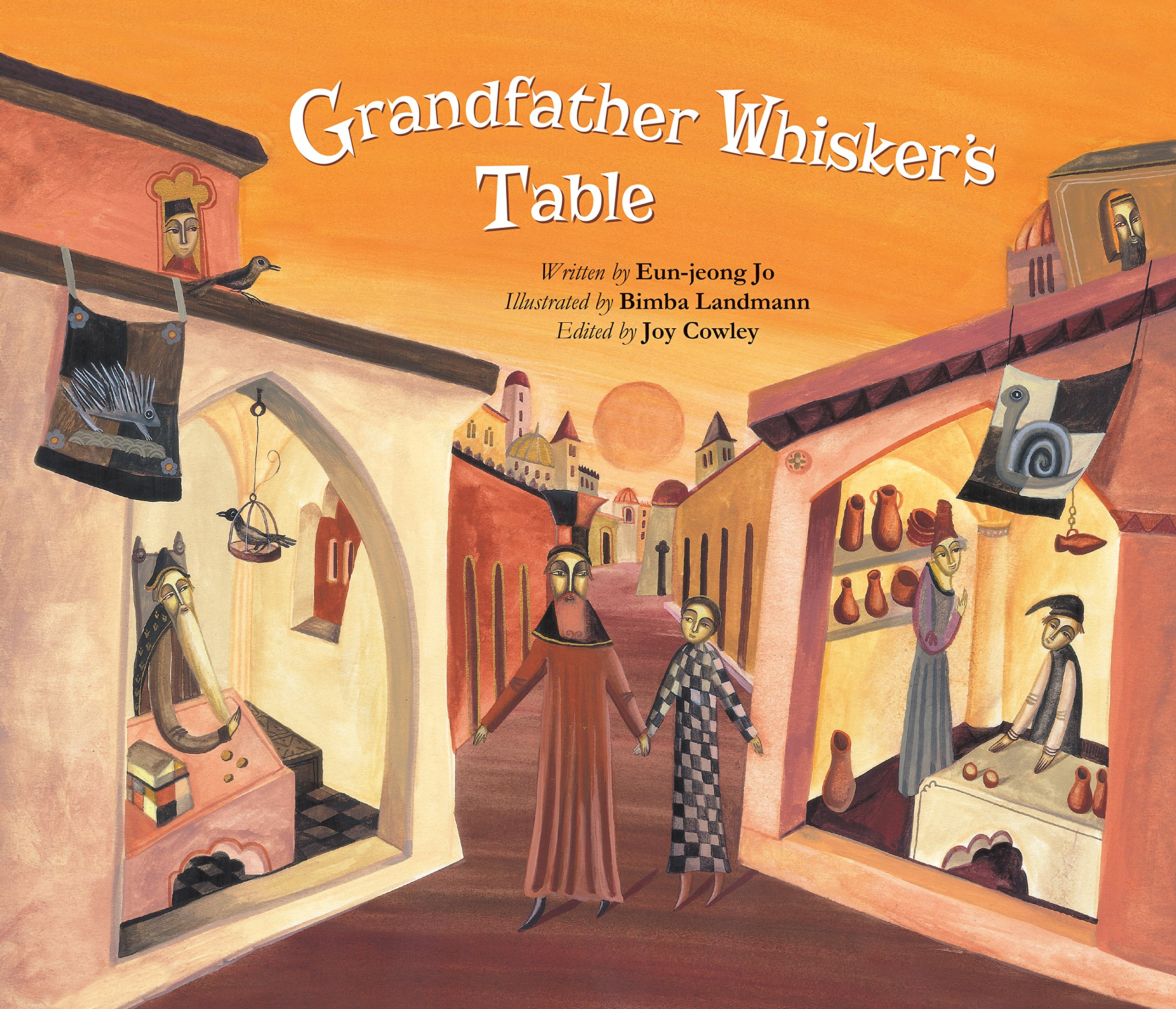 Grandfather Whisker's Table (Trade Winds)