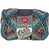 Coats Yarn E874-9638 Red Heart Colorscape Yarn-Paris