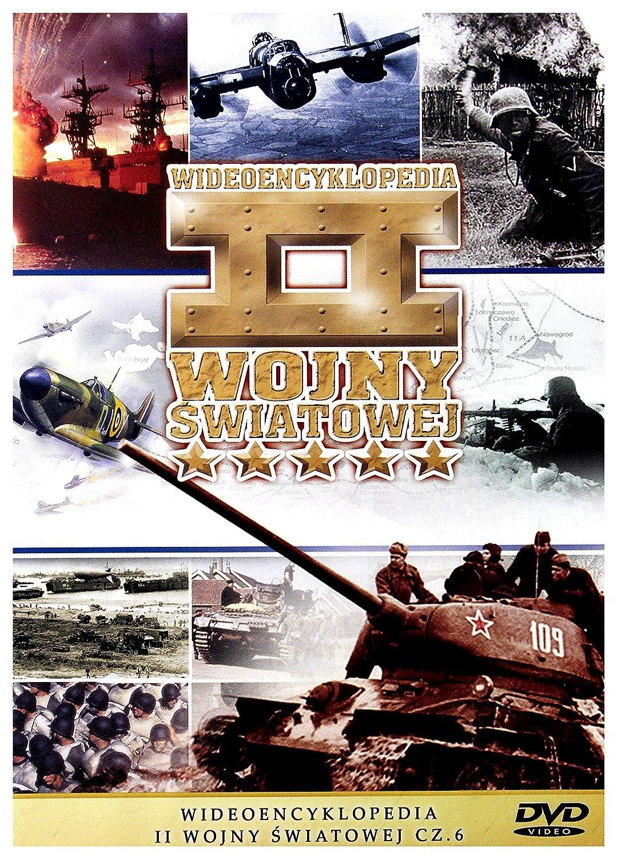 Encyklopedia II Wojny Swiatowej - Militaria 70: Wideoencyklopedia II Wojny Swiatowej cz.6 [DVD] (No hay versión española)