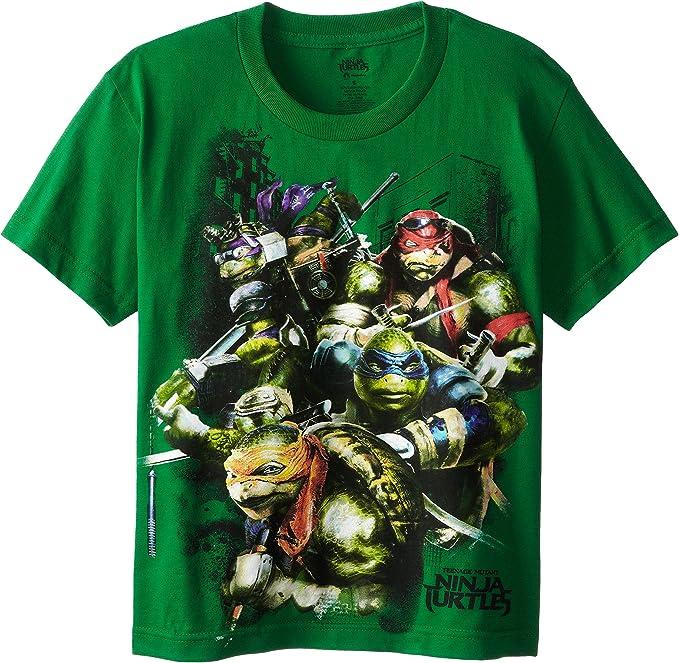 Teenage Mutant Ninja Turtles Boys T-Shirt