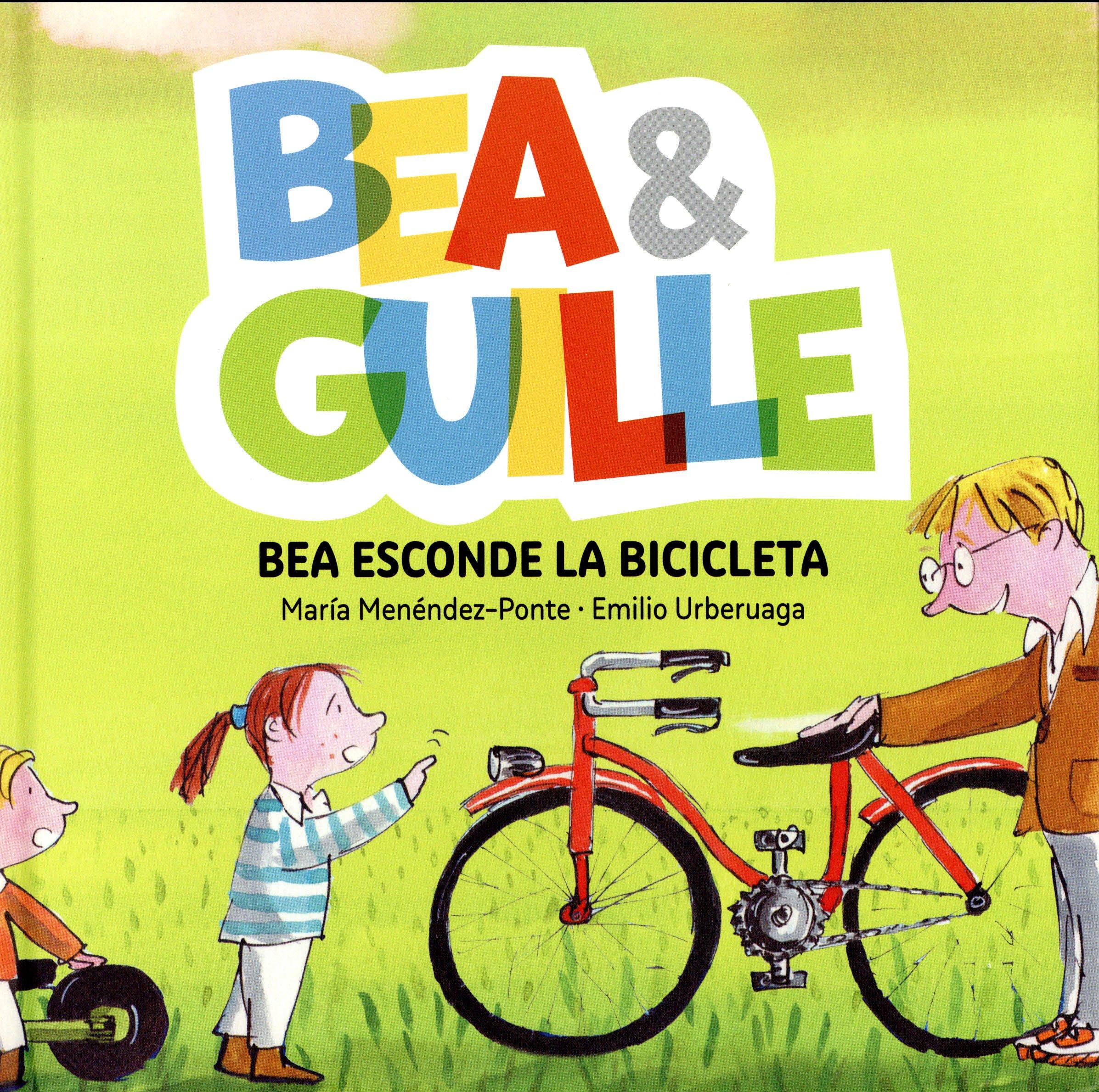 Bea & Guille 4. Bea esconde la bicicleta: Amazon.es: Menéndez-Ponte, María: Libros