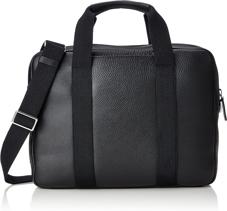 ECCO Eday L Laptop Bag, Black, One Size
