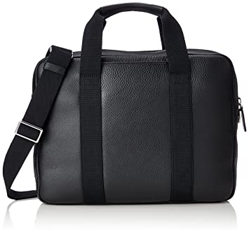 c752f46bb9b Amazon.com: ECCO Eday L Laptop Bag, Black: ship_option_#1