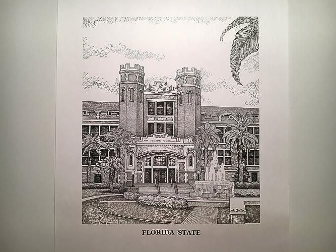 Florida State University Westcott Building - 11