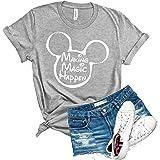 Making Magic Happen | Women's Cute Shirt | Vacation Shirt for Disney | Unisex Sizing