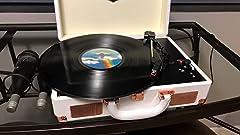 Amazon.com: auna Peggy Sue • Reproductor de grabaciones ...