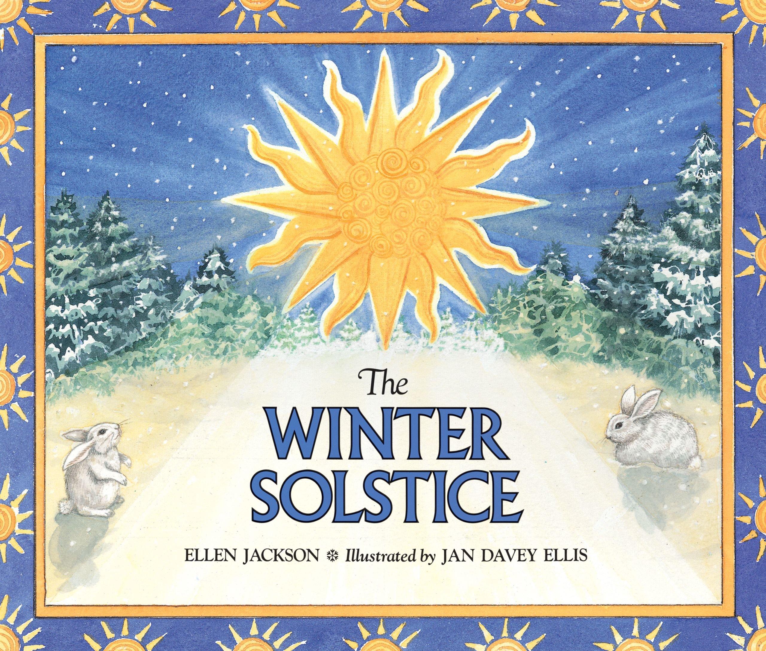 The Winter Solstice Ellen Jackson 9780761302971 Amazon Books