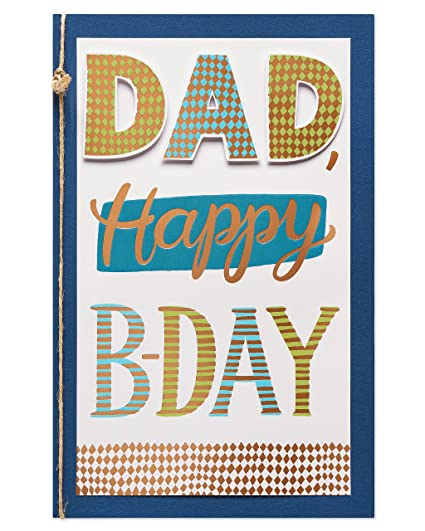 Amazon american greetings awesome job birthday card for dad american greetings awesome job birthday card for dad with foil m4hsunfo