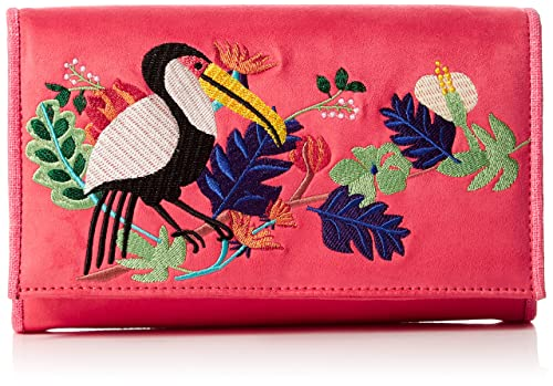 Womens Birdy Beauty Travel Wallet Wallet Orange (Orange) Irregular Choice XbKSsl