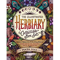The Illustrated Herbiary Collectible Box Set: Guidance and Rituals from 36 Bewitching Botanicals; Includes Hardcover…