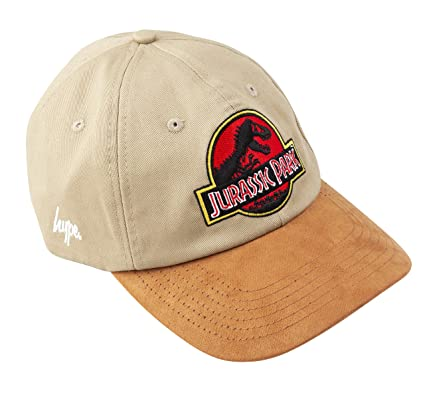 HYPE Jurassic Park Ranger Baseball Cap from  Amazon.co.uk  Clothing edfc0a99ae8