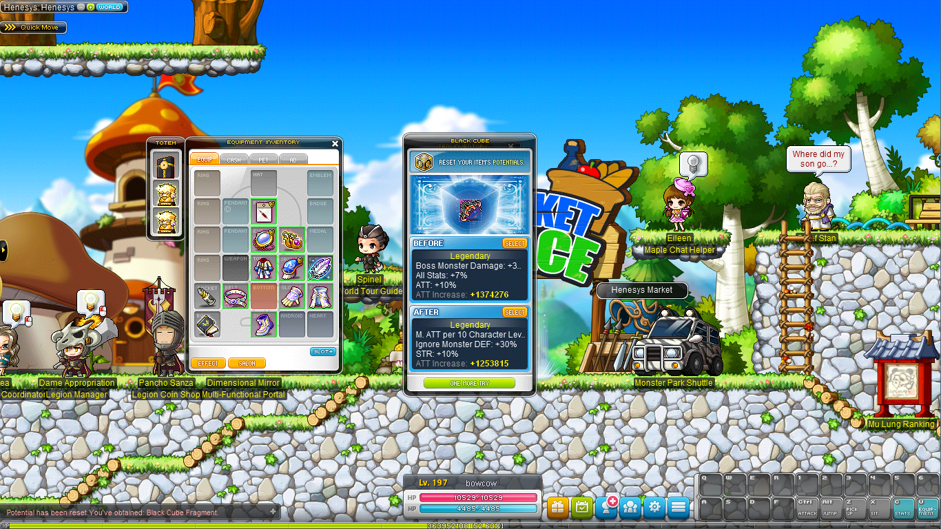 MapleStory Equipment Enhancement Pack [Online Game - Shop Online America