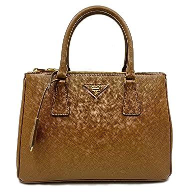 89235c587d0e21 Amazon.com: Prada Galleria 1BA786 Large Saffiano Tote Women's Bag ...