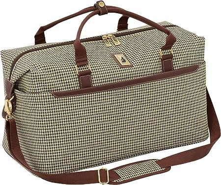 LONDON FOG Cambridge Ii Stylish Duffel Luggage