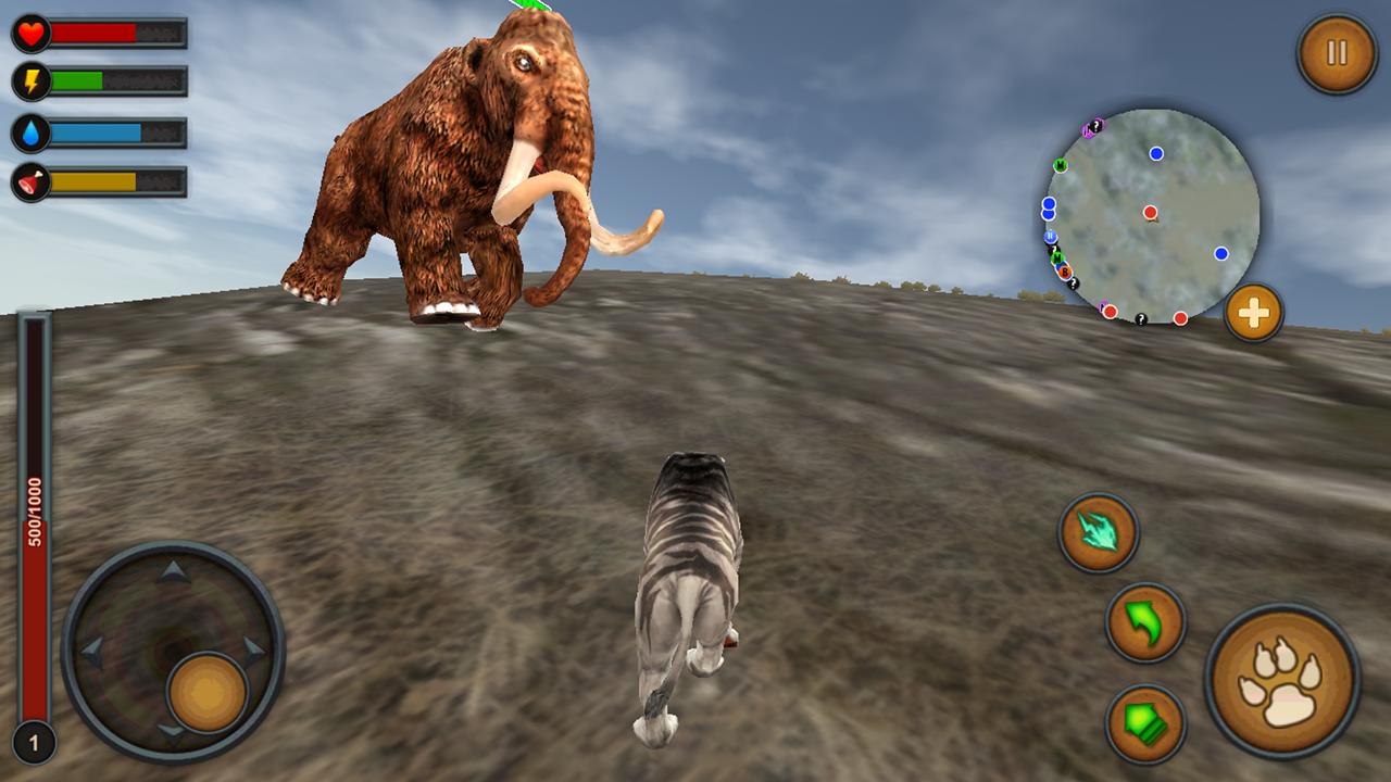 Amazon.com: Sabertooth Tiger Multiplayer Chase Simulator ...