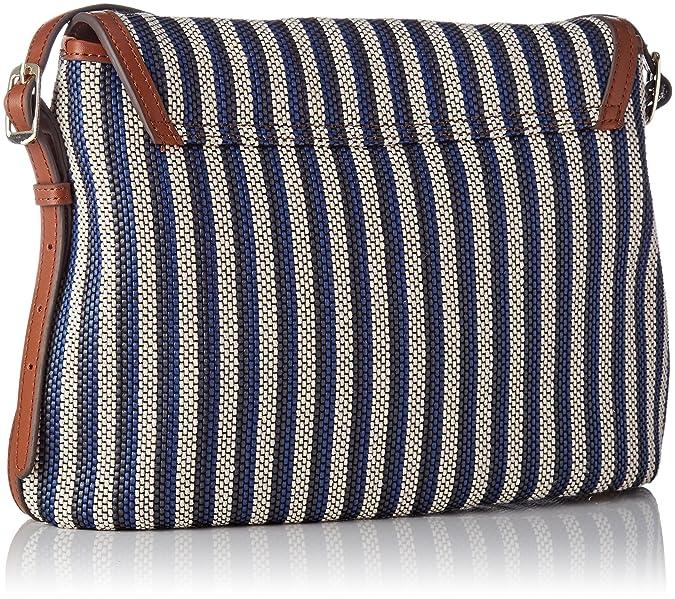 Enrico Paloma, Womens Shoulder Bag, Blue (Marine), 9x23x29 cm (W x H L) Mac Douglas
