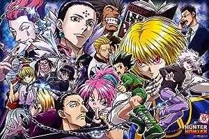 Hunter X Hunter Anime Poster Hant? Frameless Gift 12x18 (30cm x 46cm)-LT-020
