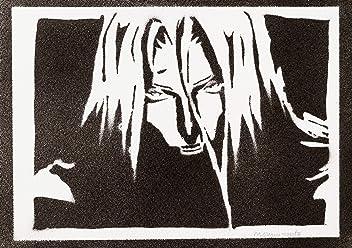 Póster Alucard Castlevania Lords Of Shadow Grafiti Hecho A Mano - Handmade Street Art - Artwork