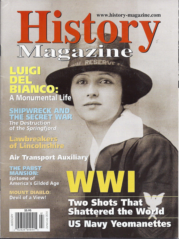 History Magazine Volume 4 October 2002 - September 2003 pdf epub