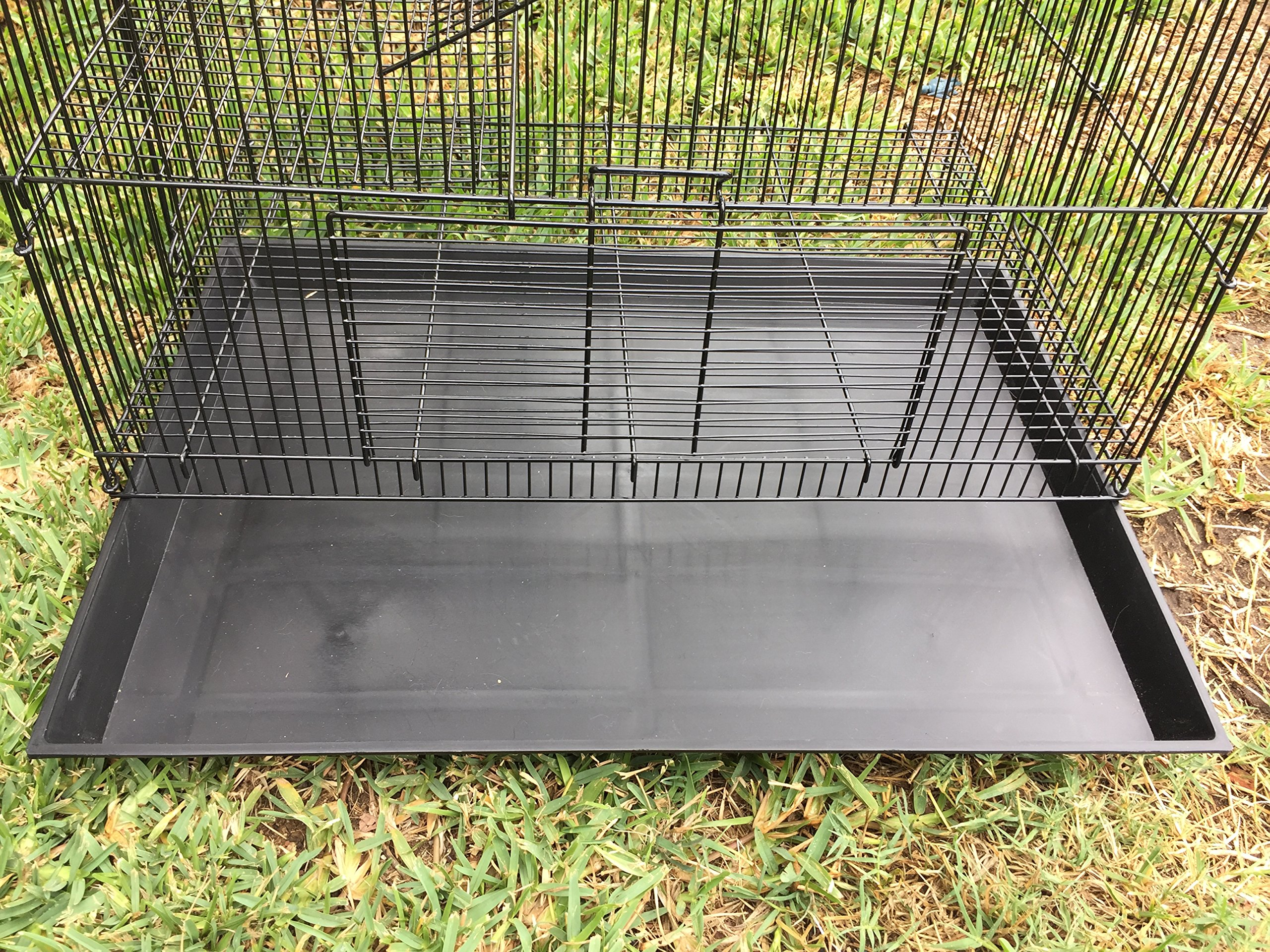 New Medium 3 Levels Ferret Chinchilla Sugar Glider Cage 24'' Length x 16'' Depth x 24'' Height by Mcage (Image #6)