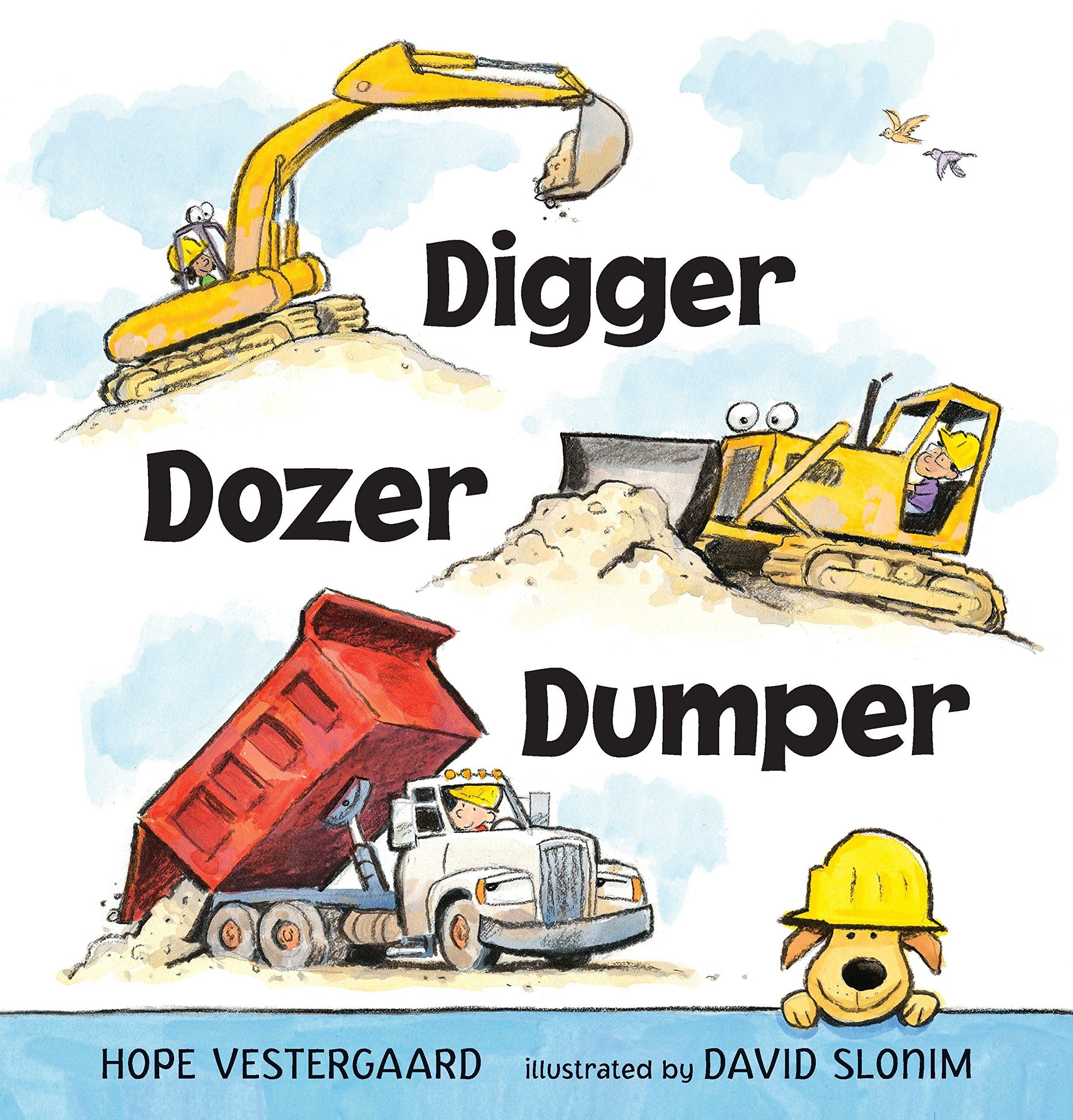 Digger, Dozer, Dumper ebook