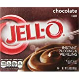 Jell-O Instant Pudding & Pie Filling, Chocolate, 5.9 oz