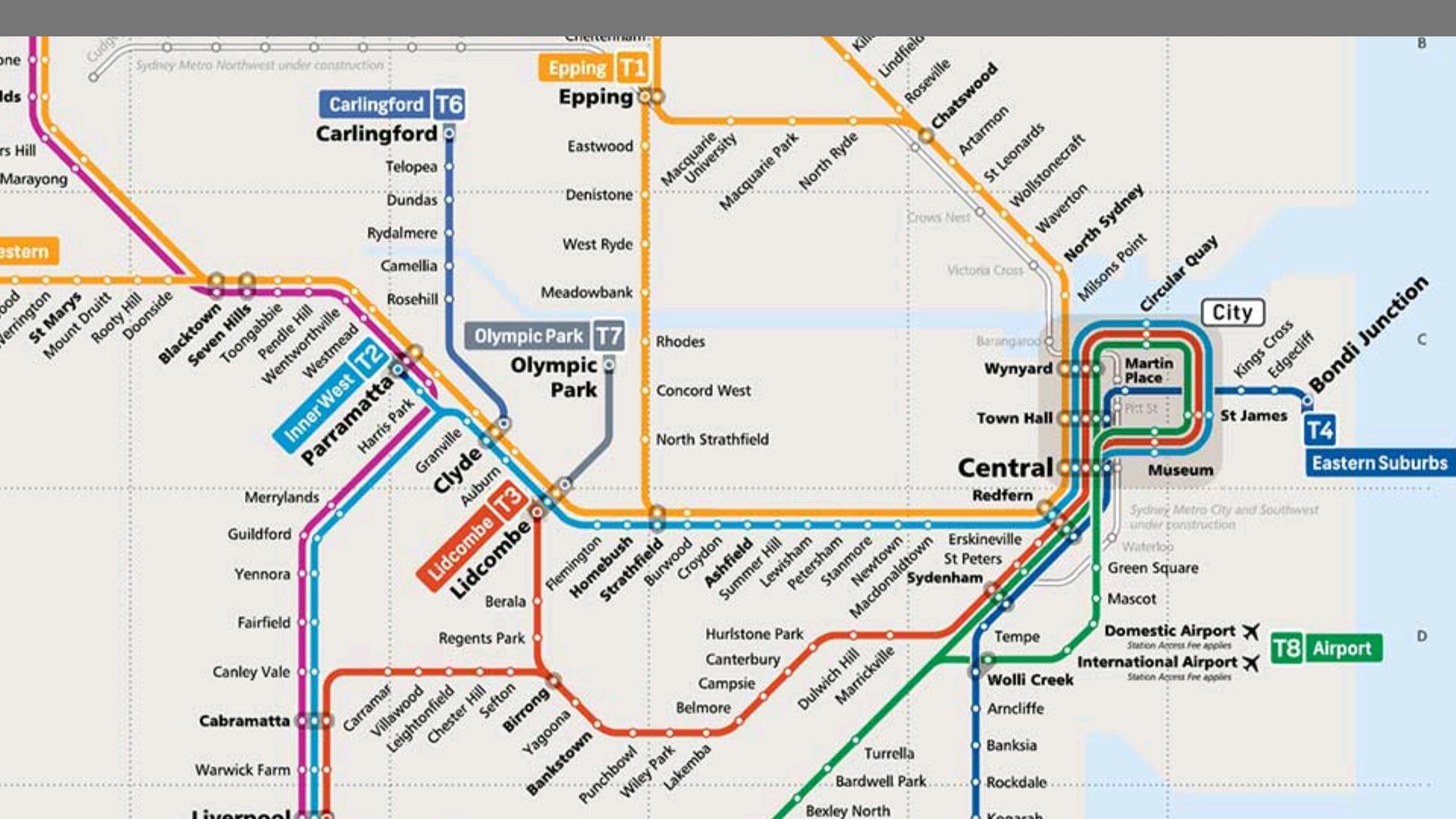 Map prague english metro Prague City