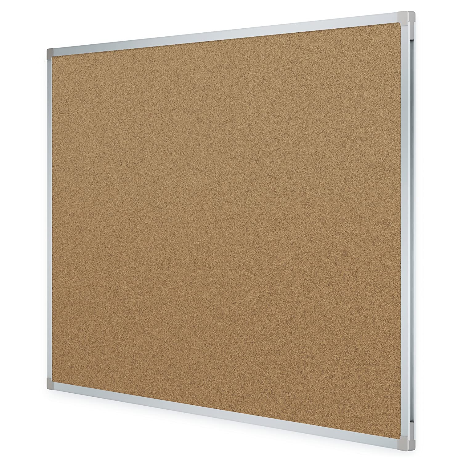 Cork Bulletin Board Amazoncom Mead Classic Cork Bulletin Board 4 X 3 Feet