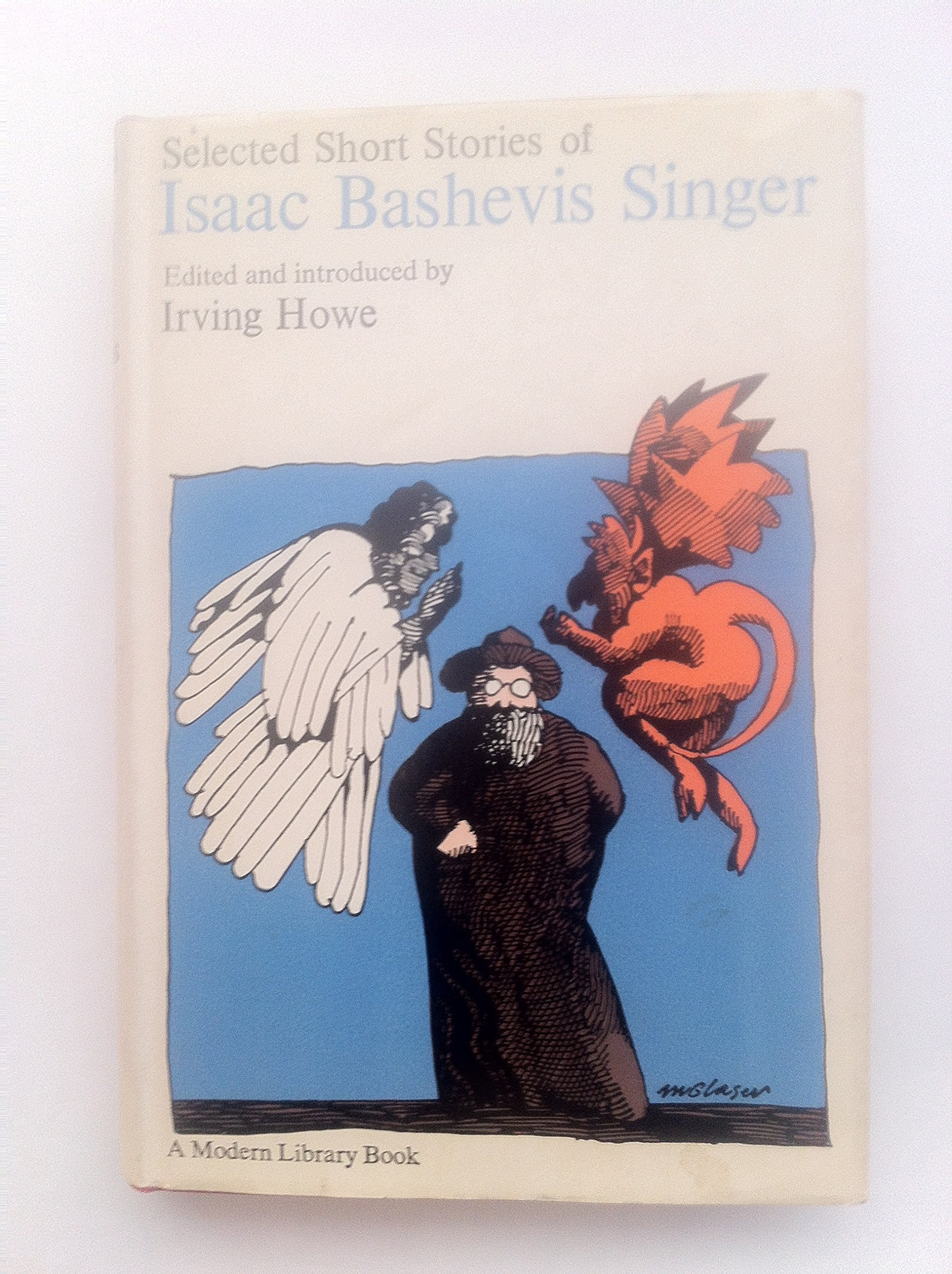 isaac singer short stories